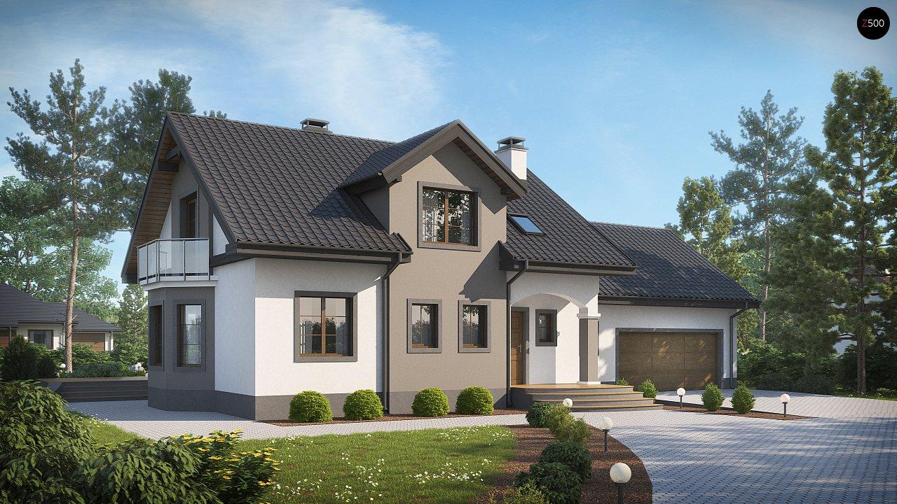 Проект дома Z28 L GP2 - 1