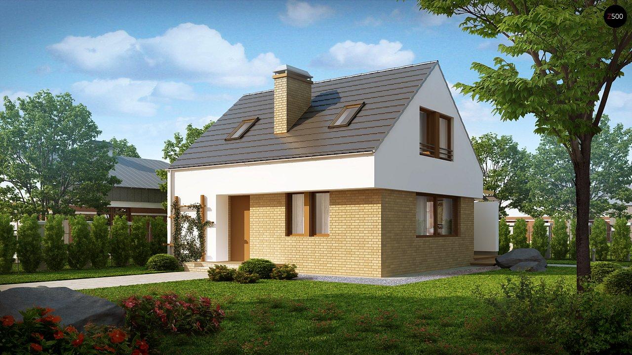 Проект дома Z221 - 1
