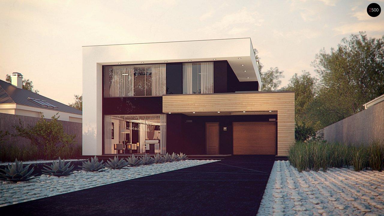 Проект дома Zx123 - 1