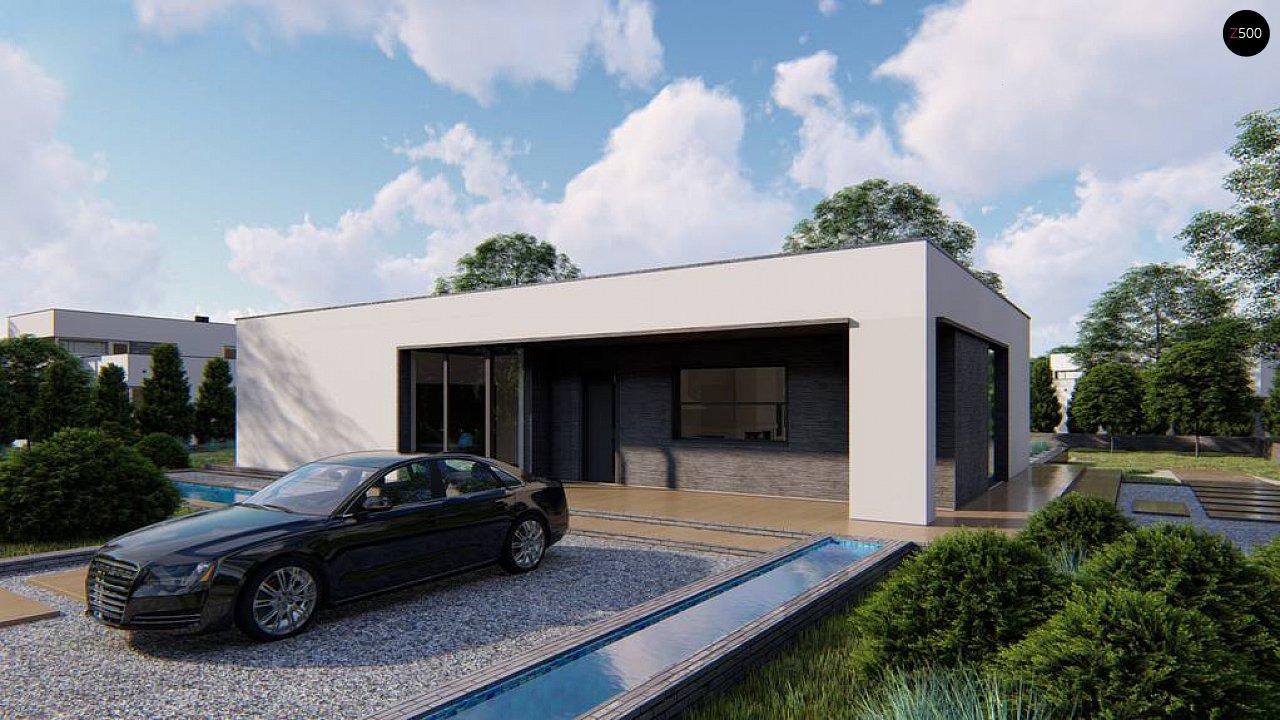 Проект дома Zx149