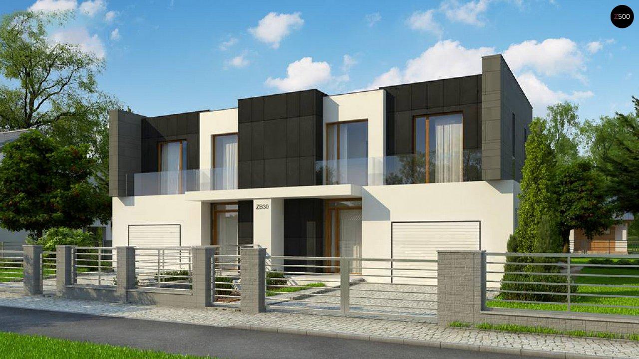Проект дома Zb30 - 1