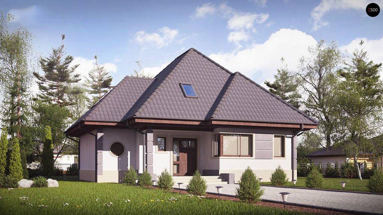 Проект дома Z48 bG