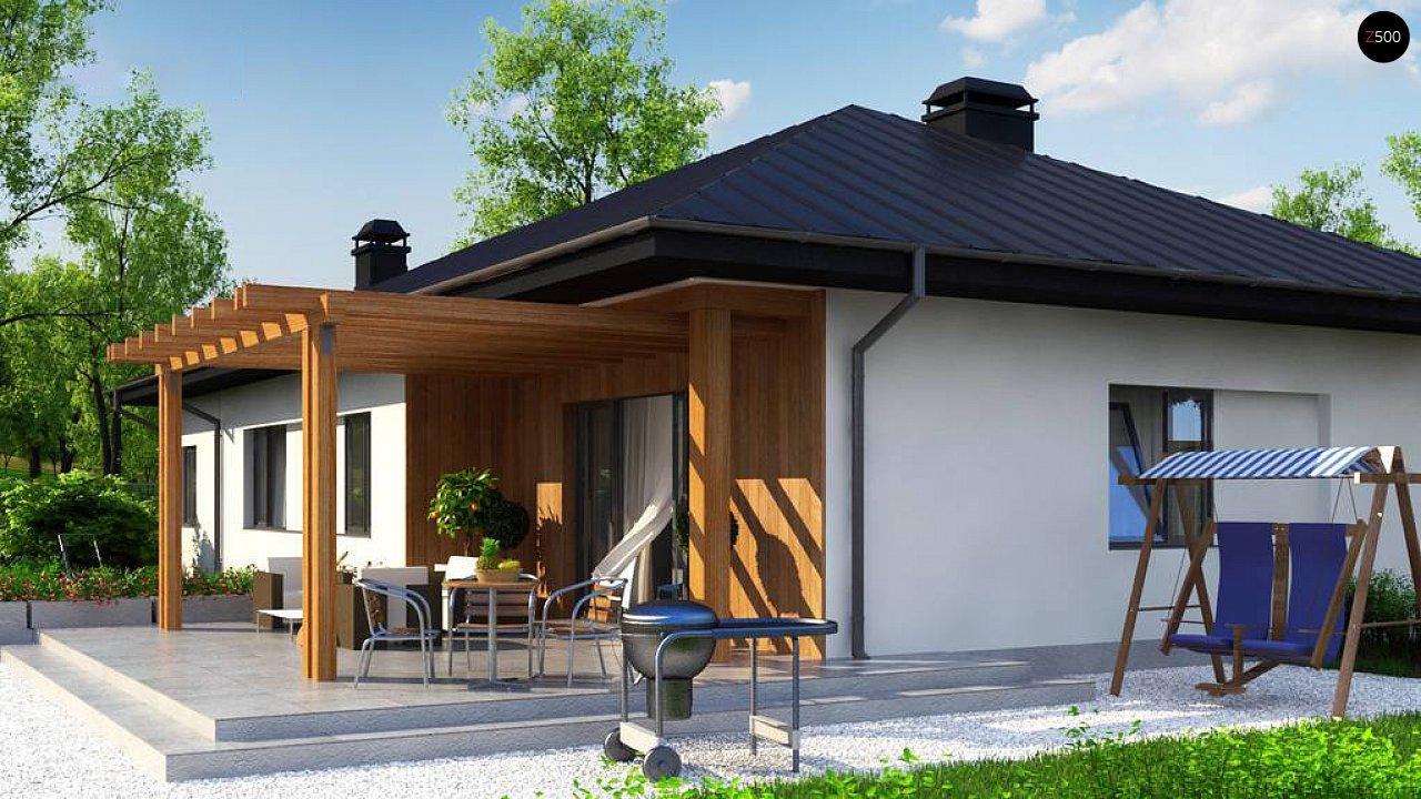Проект дома Z176 GP