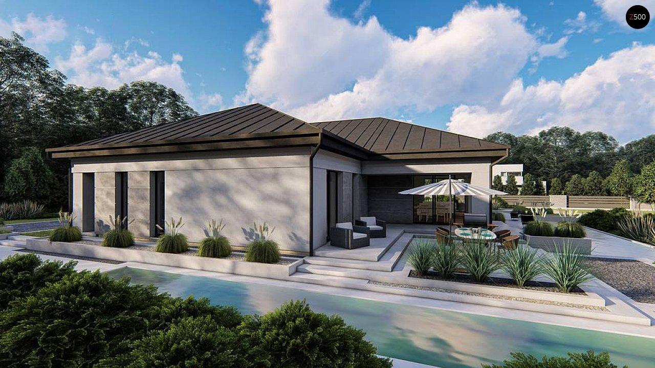 Проект дома Z471