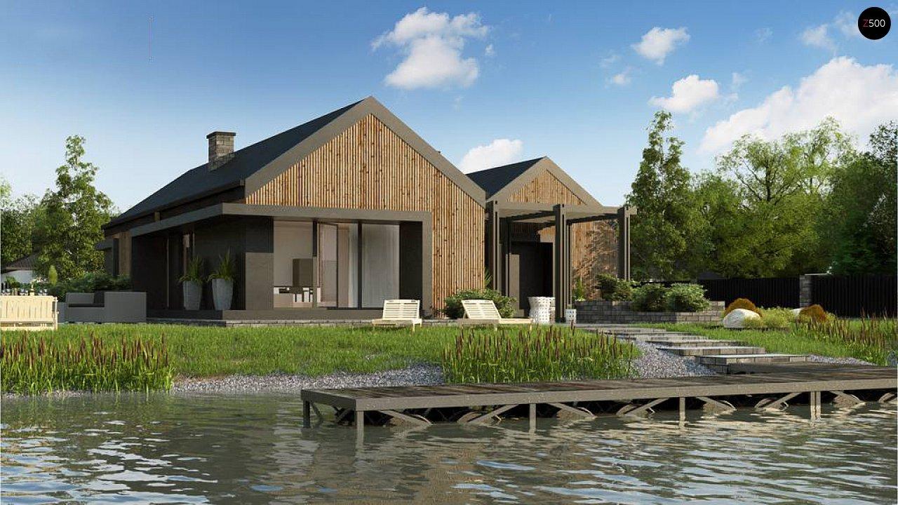 Проект дома Z388