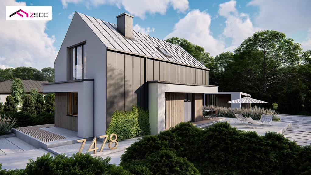 Проект дома Z478