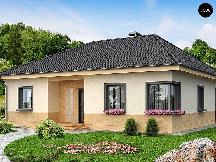 Проект дома Z24 P - 1