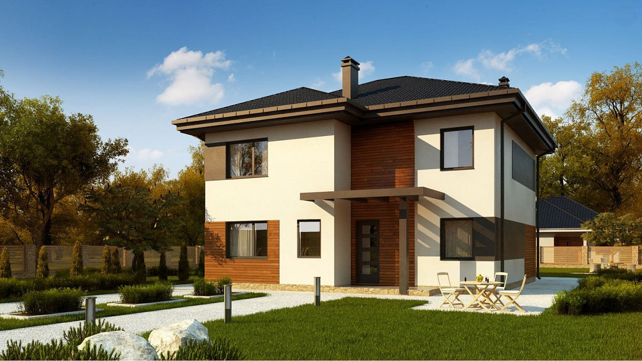 Проект дома Zz1 v1