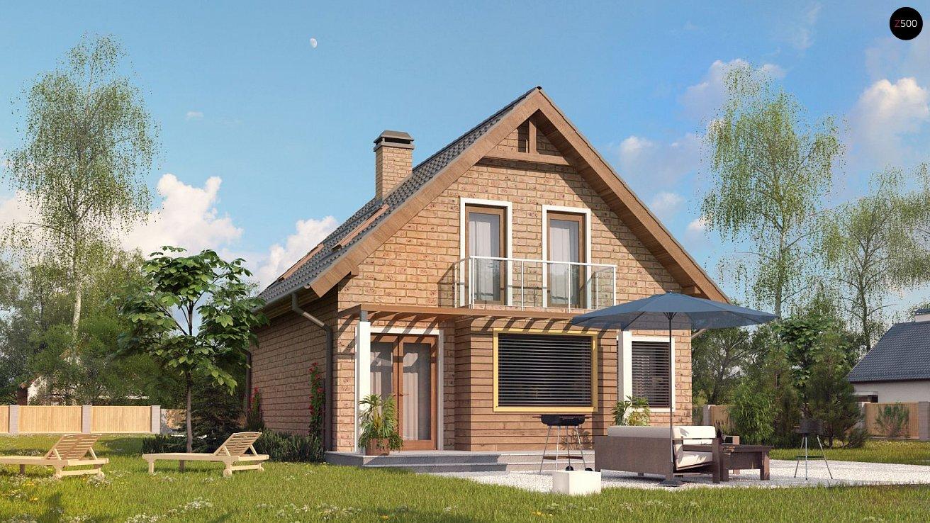 Проект дома Z99 k - 1