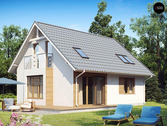 Проект дома Z101 PK - 1