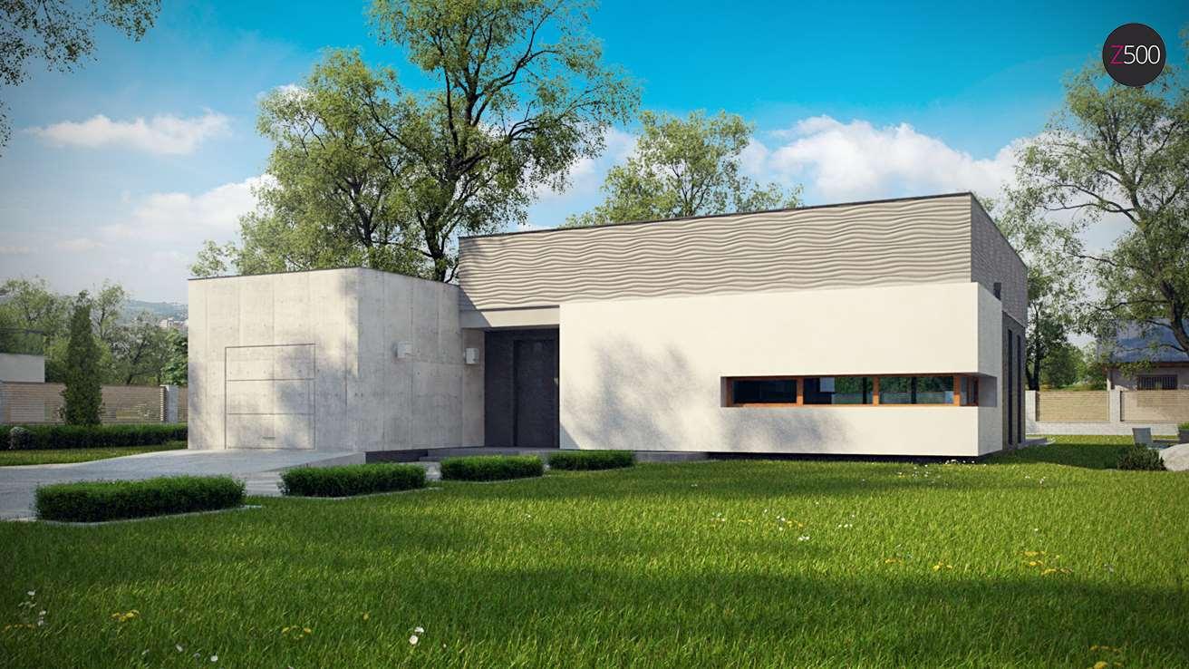Проект дома Zx56 - 1