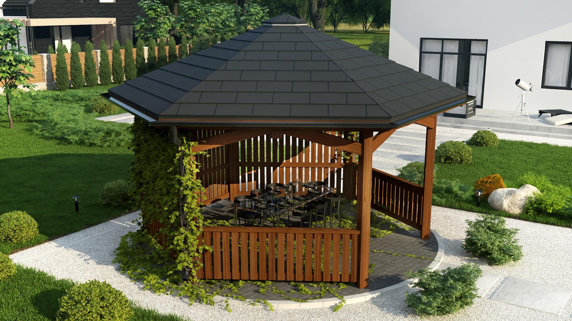 Проект дома Za2 - 1