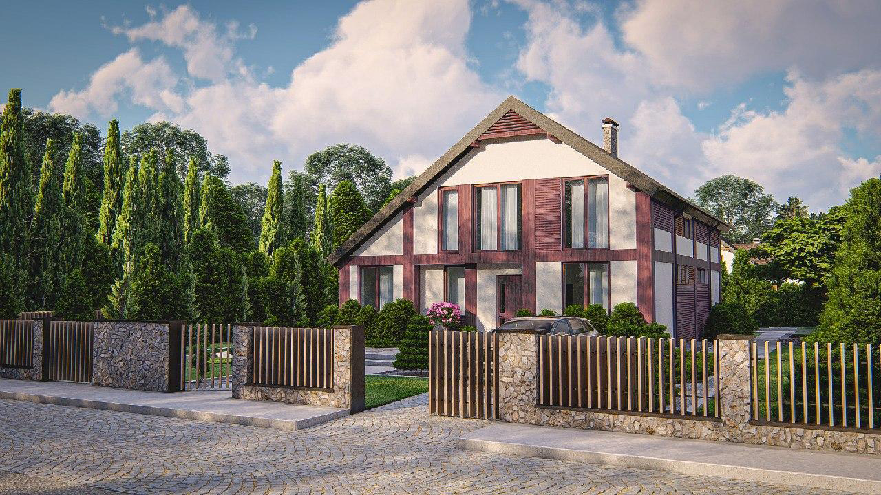 Проект дома Zz50 - 1