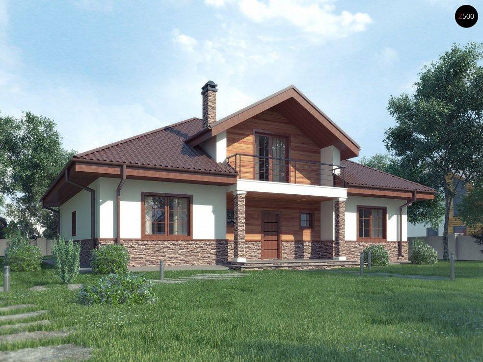 Проект дома Z10 stu bk v1 - 1