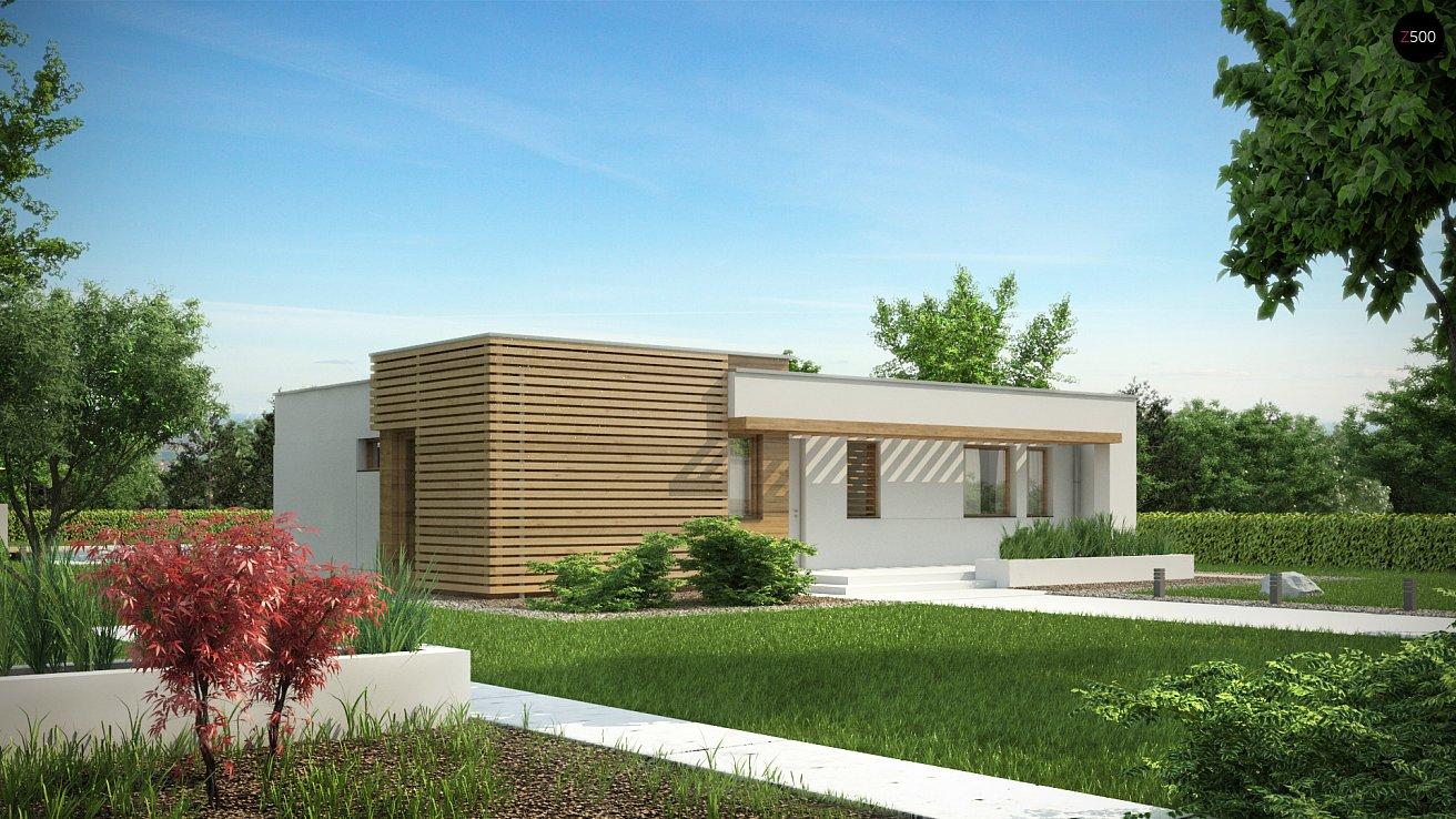 Проект дома Zx53 v1
