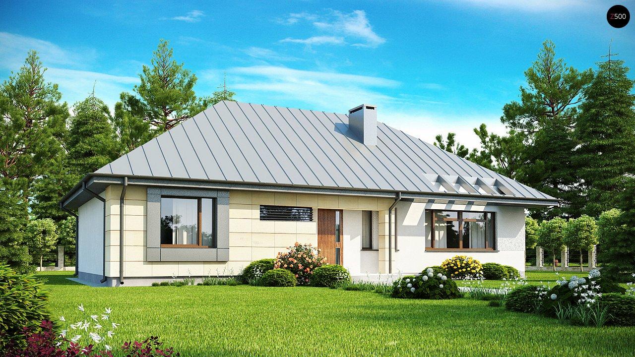 Проект дома Z140