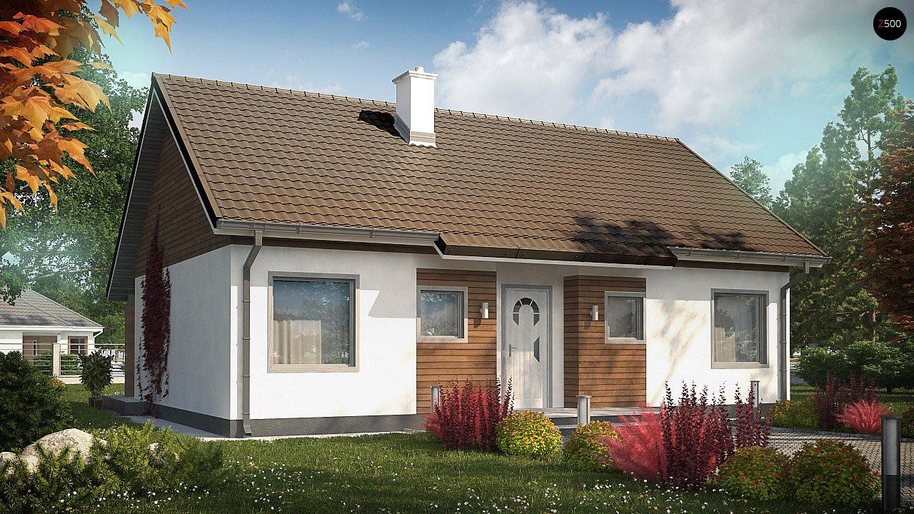 Проект дома Z7 35