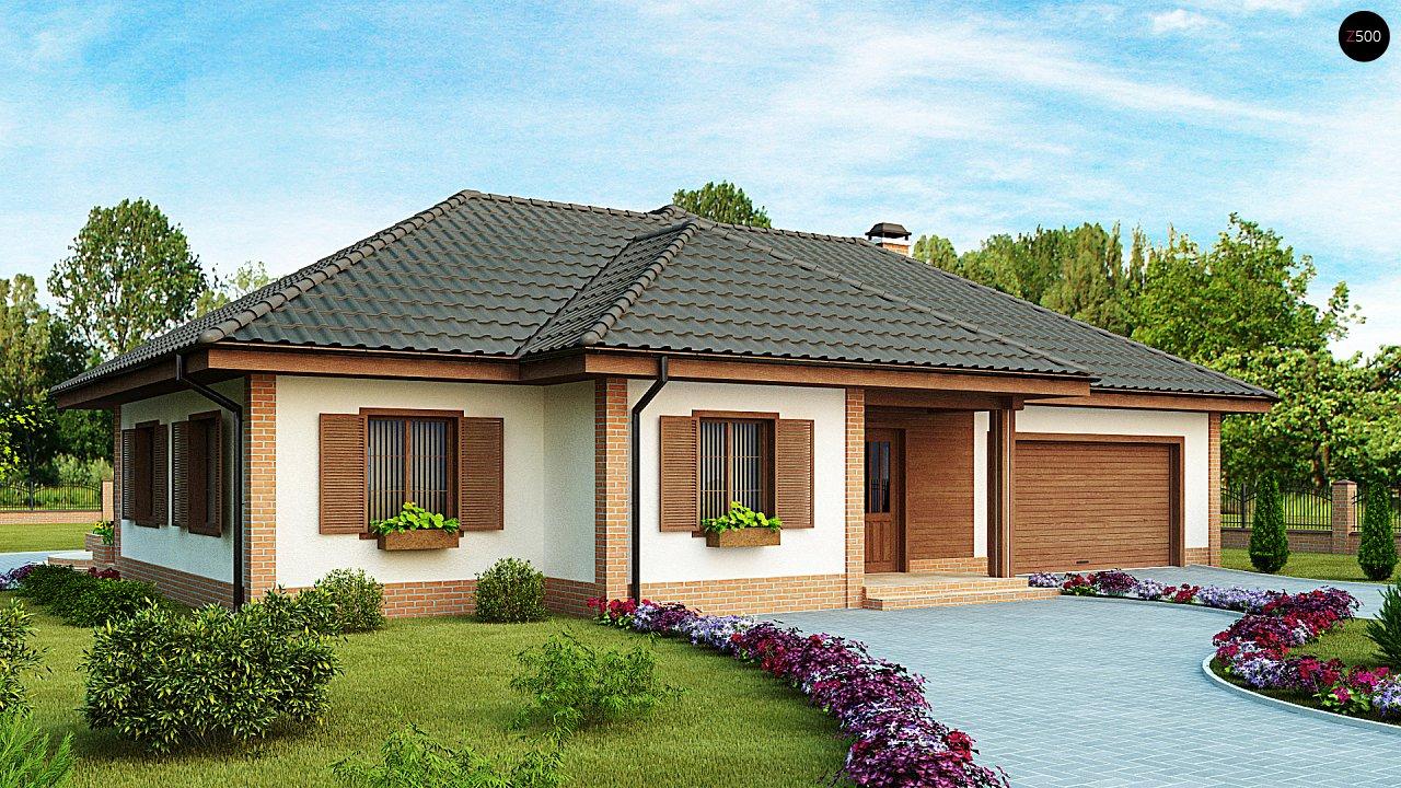 Проект дома Z17