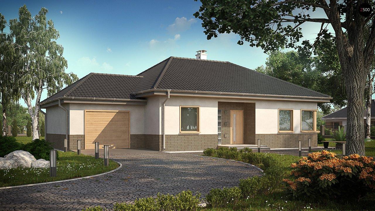 Проект дома Z24 GL - 1