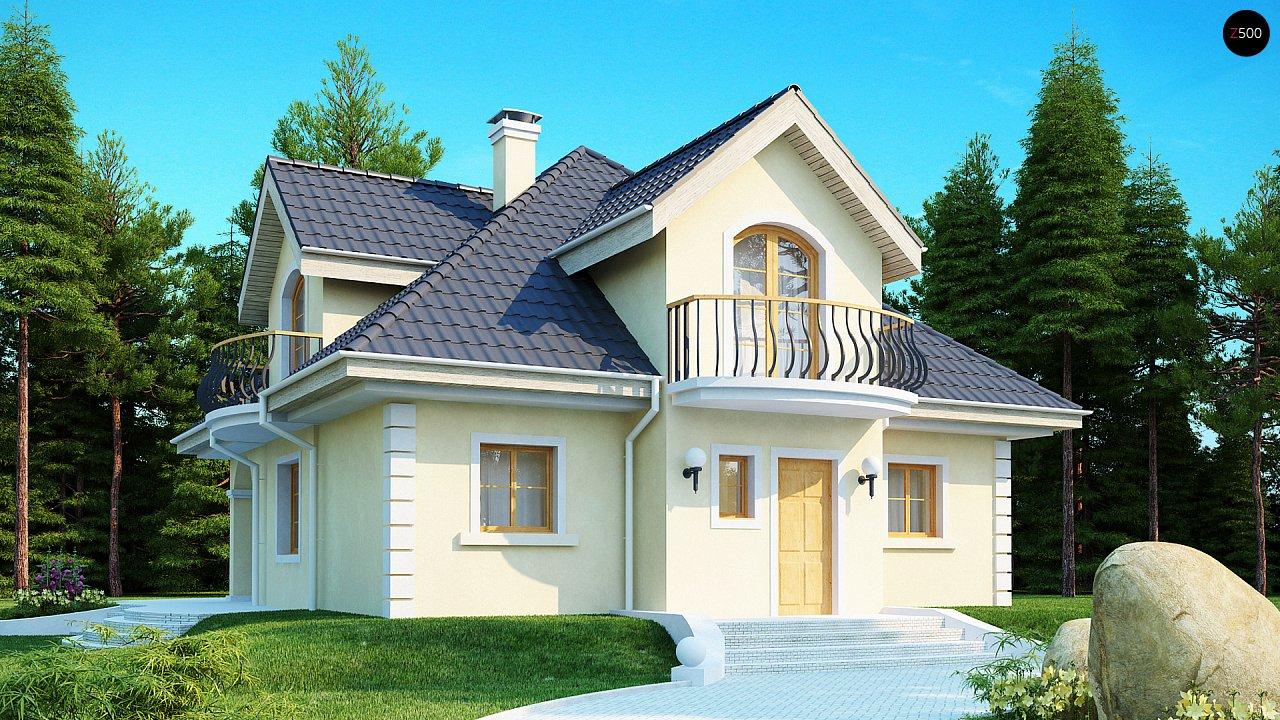 Проект дома Z27