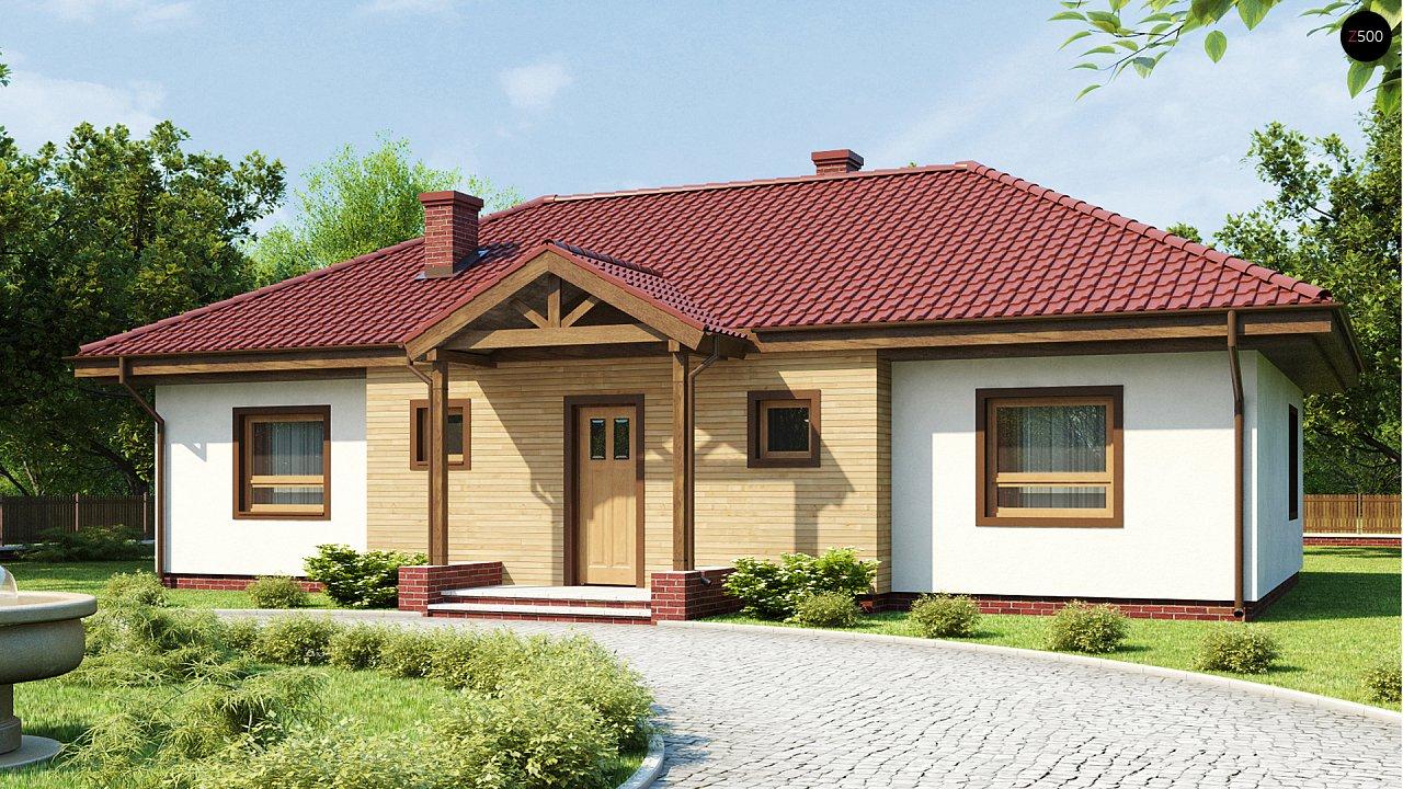 Проект дома Z5