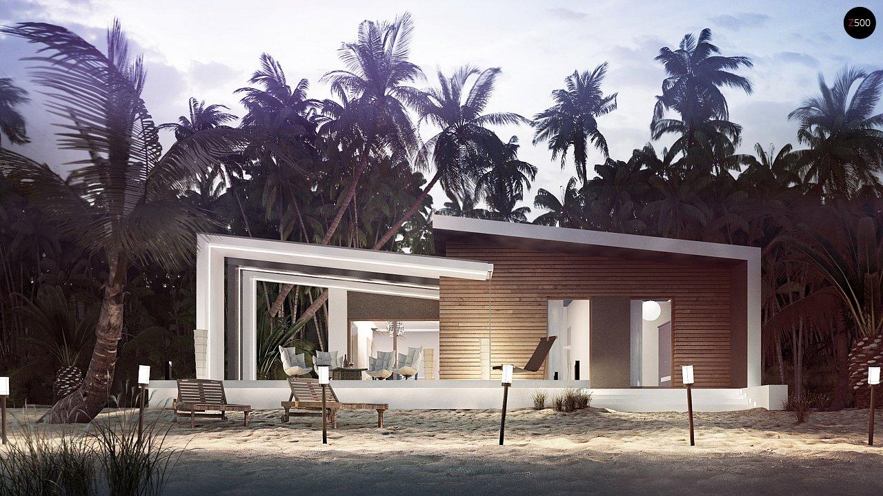 Проект дома Zx57