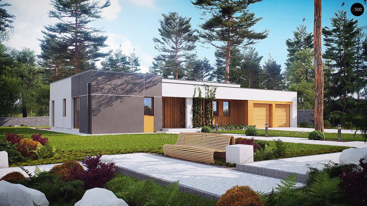 Проект дома Zx102