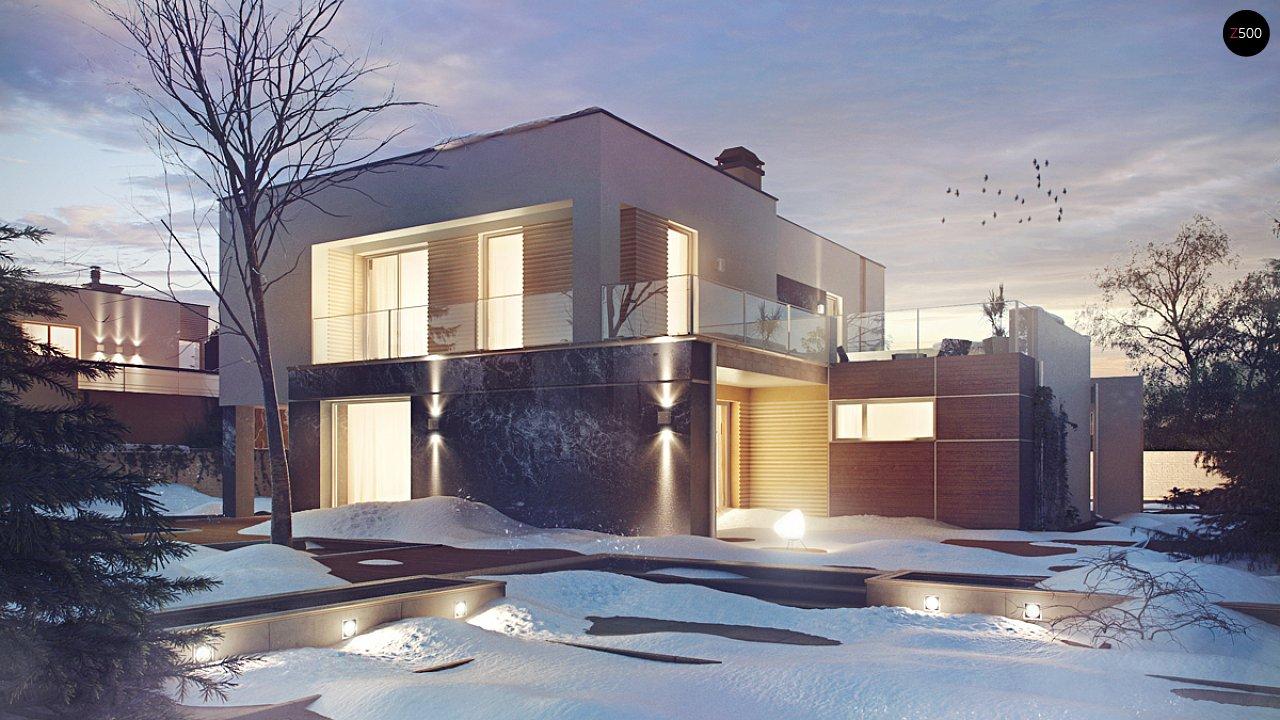 Проект дома Zx64 - 1