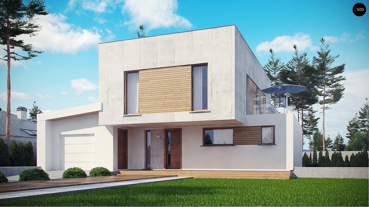 Проект дома Zx121 - 1