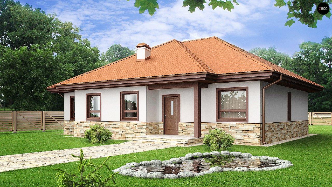 Проект дома Z23