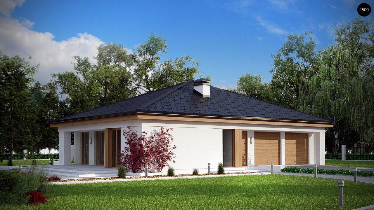 Проект дома Z196