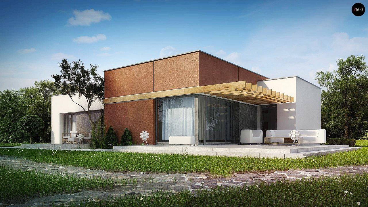 Проект дома Zx101 - 1
