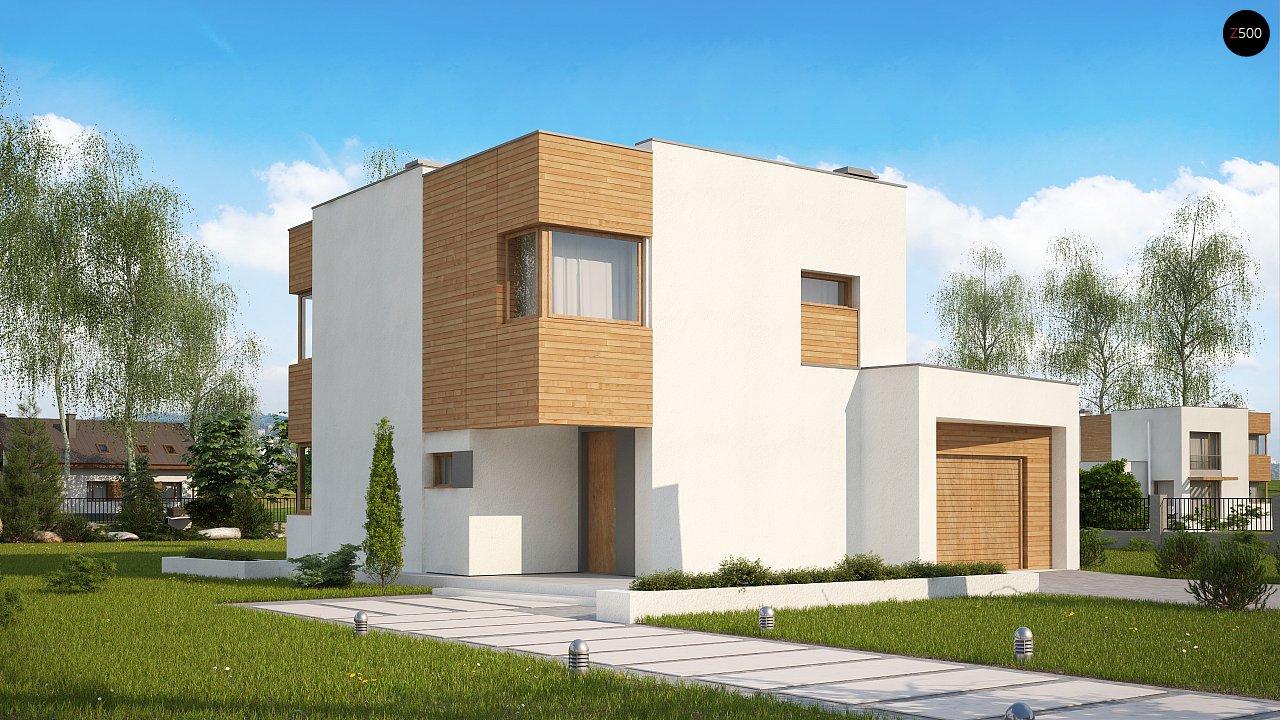 Проект дома Zx51 GP - 1
