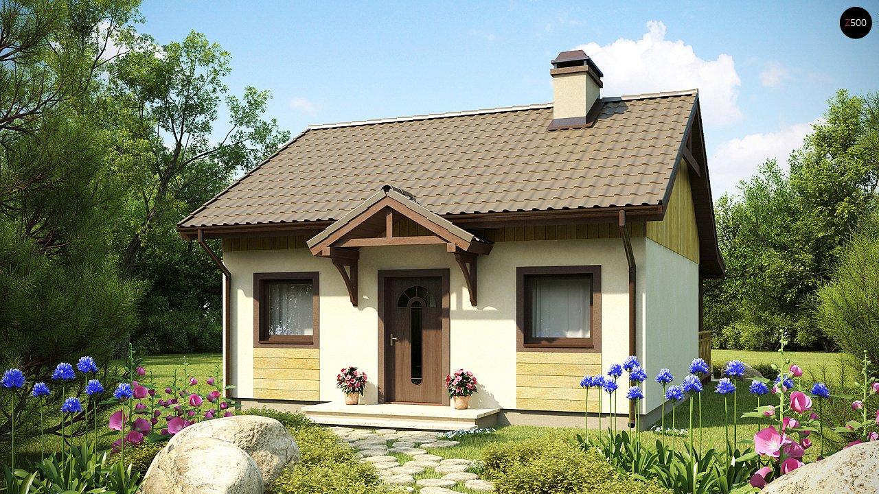 Проект дома Z60