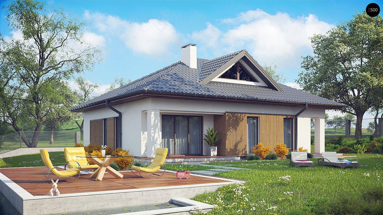 Проект дома Z230