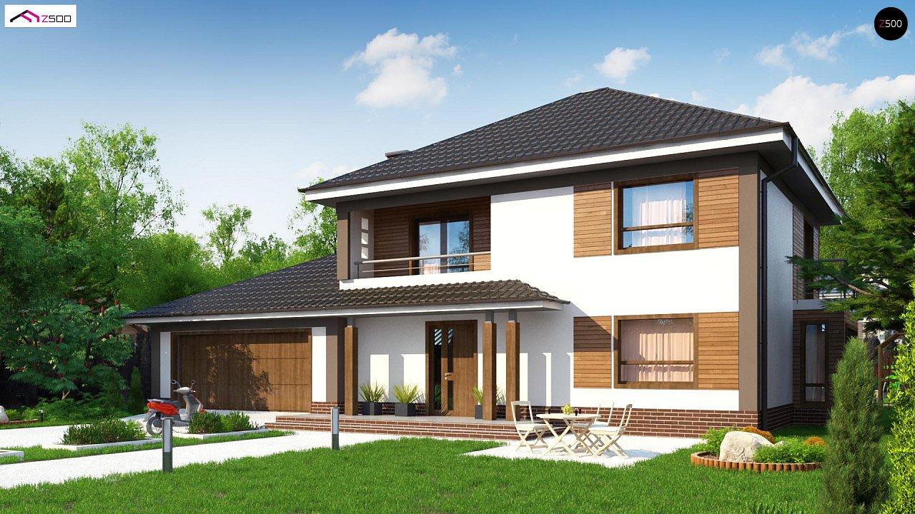 Проект дома Zx12 GL2