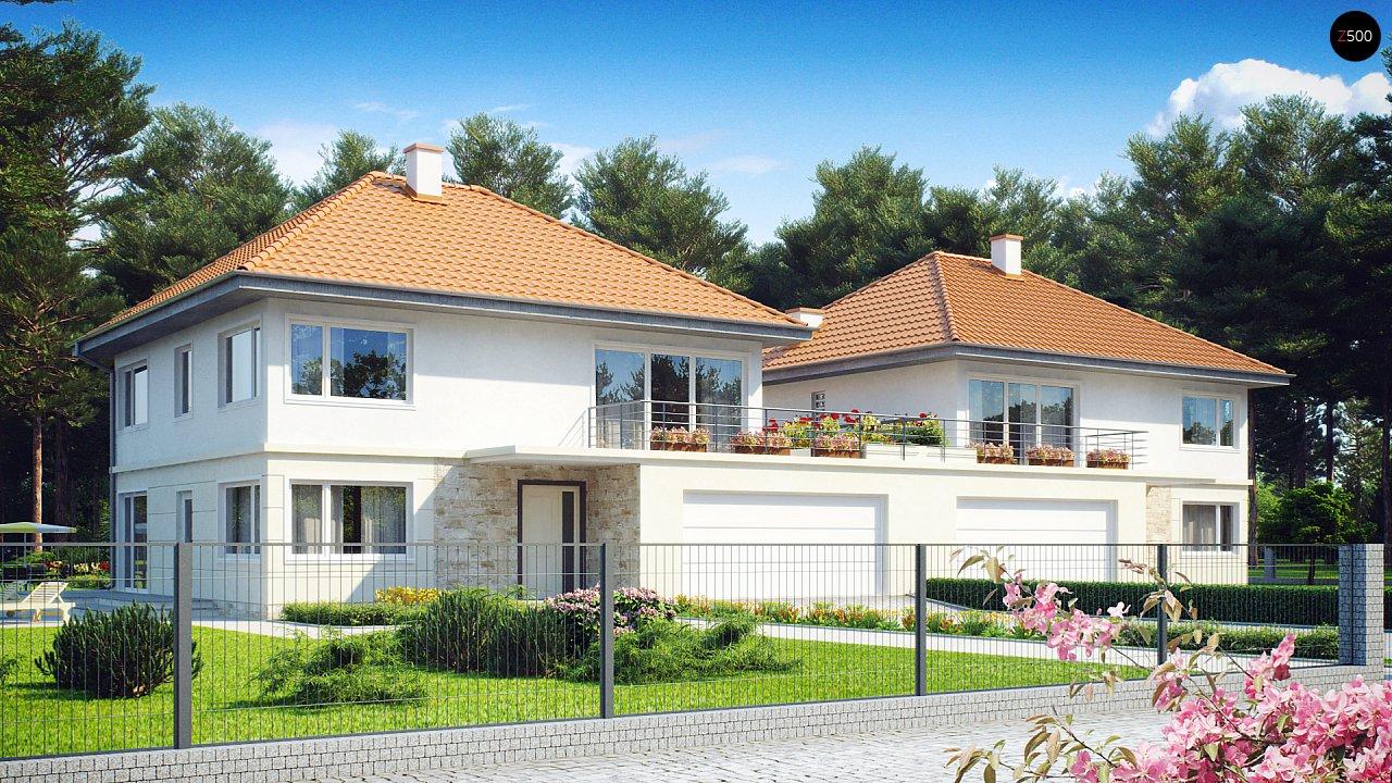 Проект дома Zb2