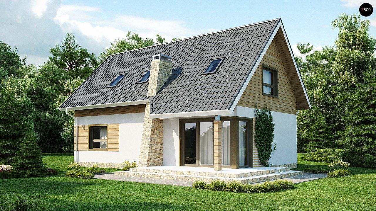 Проект дома Z79