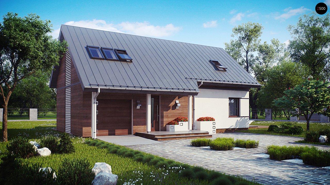 Проект дома Z226 - 1