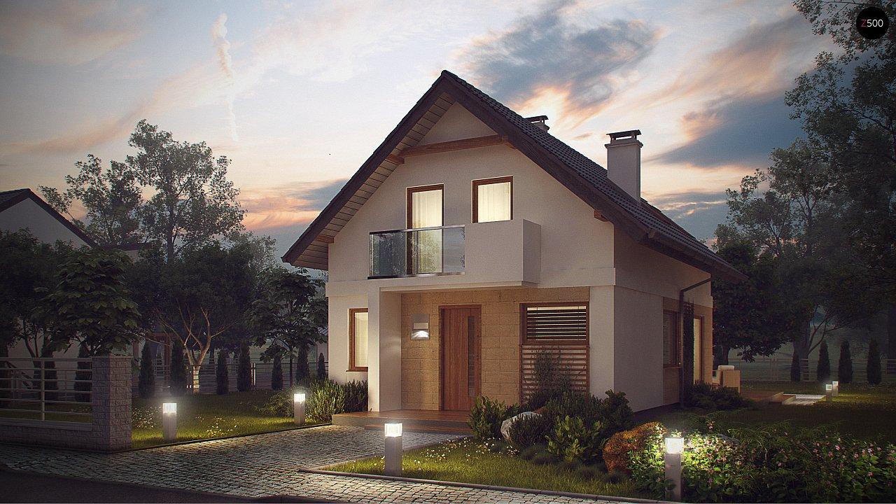 Проект дома Z177 - 1