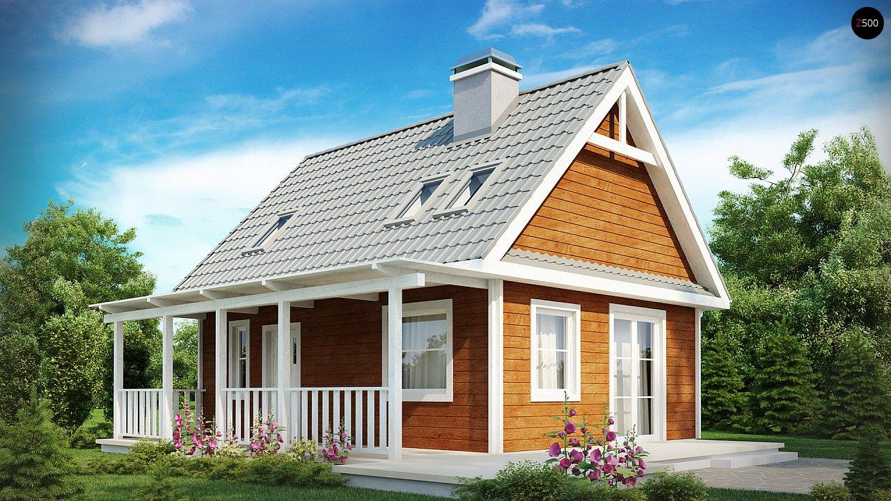 Проект дома Z39