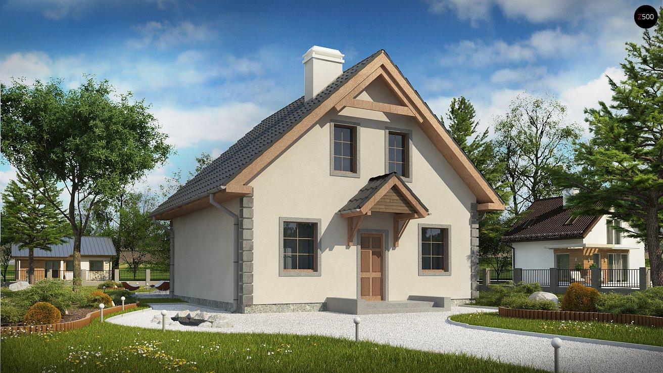 Проект дома Z1 bl