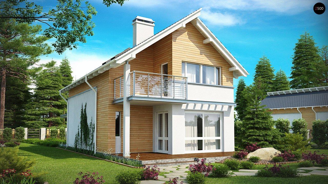 Проект дома Z137