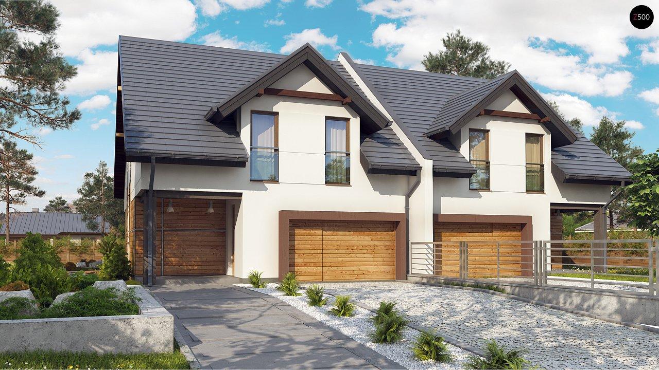 Проект дома Zb12