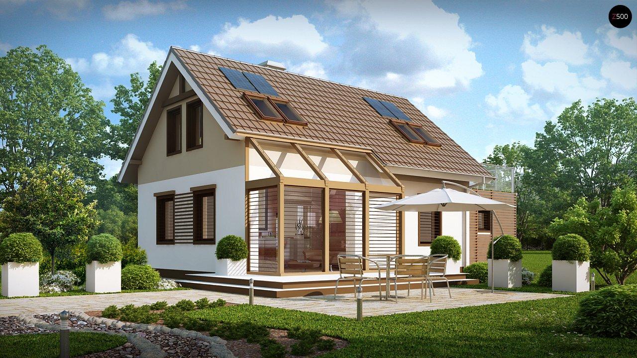 Проект дома Z220