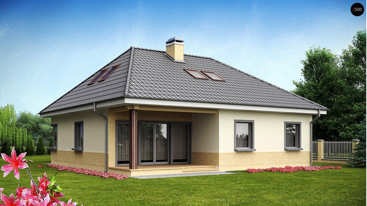 Проект дома Z84 - 1