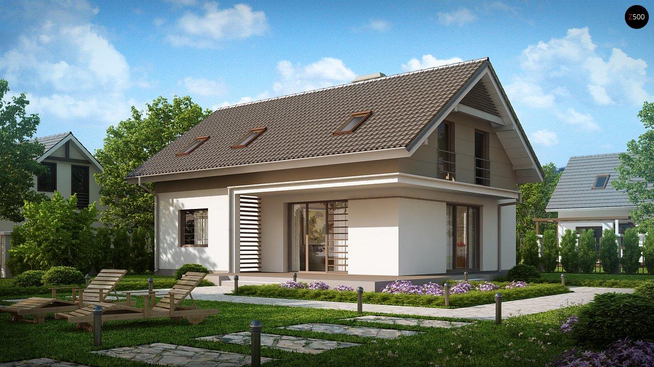 Проект дома Z244 - 1