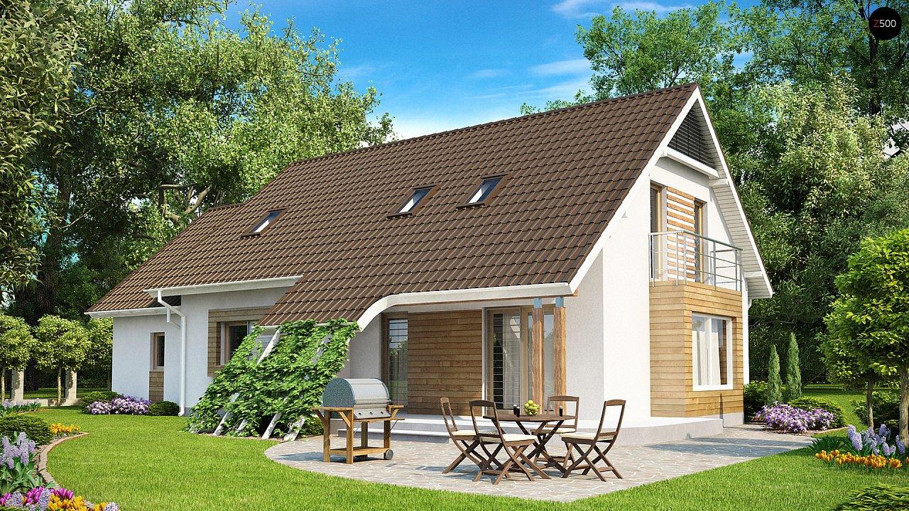 Проект дома Z103