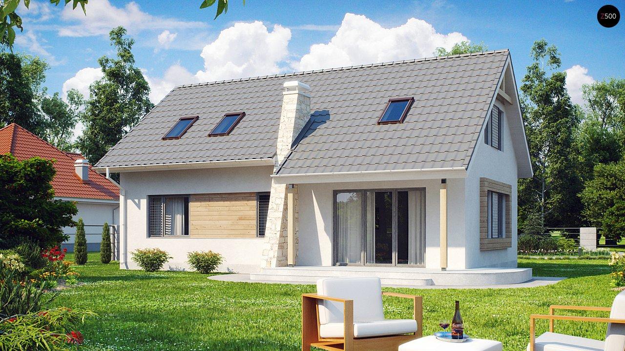 Проект дома Z111