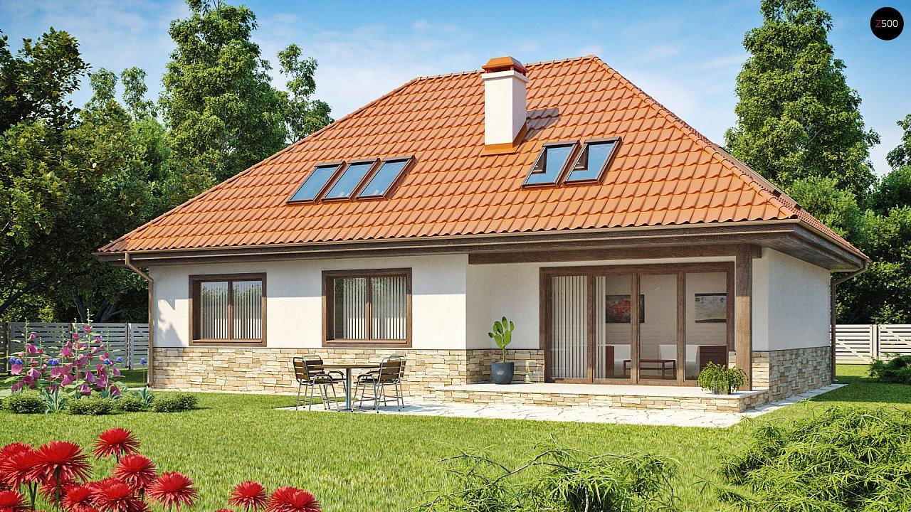 Проект дома Z83